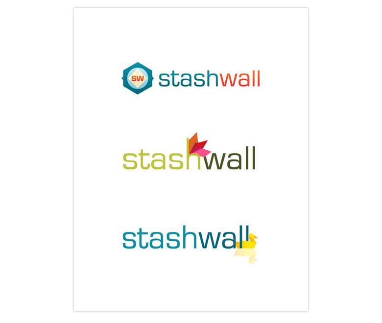 StashWall Logo Round 1
