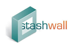 StashWall Working Logo