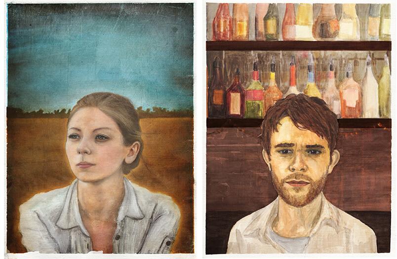Portraits + Landscapes