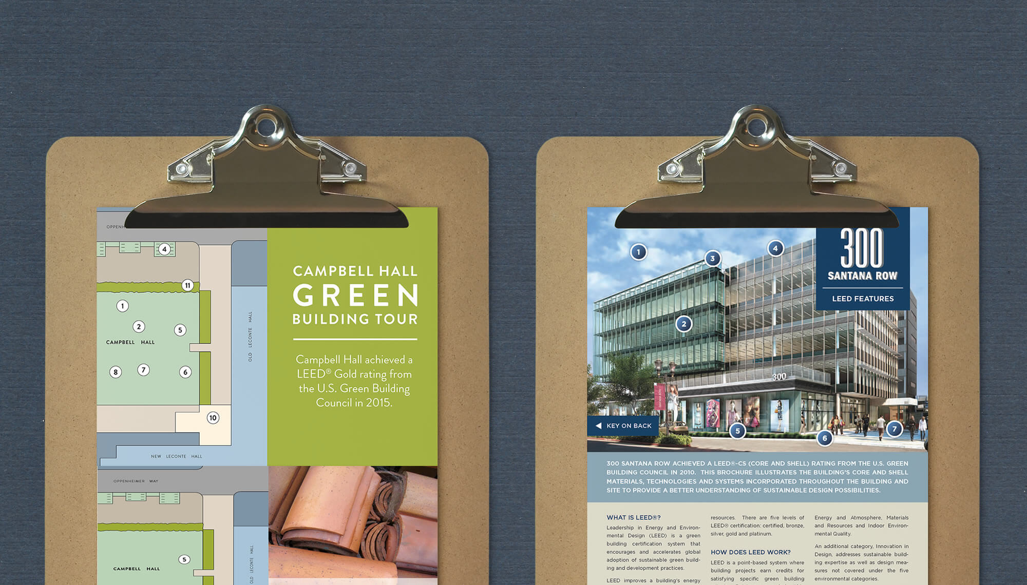 LEED Collateral by MatternCo