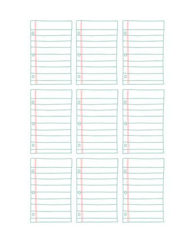 notepaper-sheet