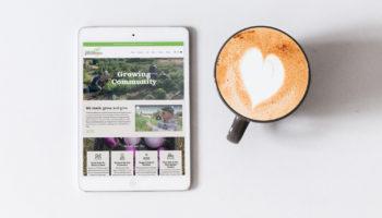 Fertile GroundWorks Website Design and Development