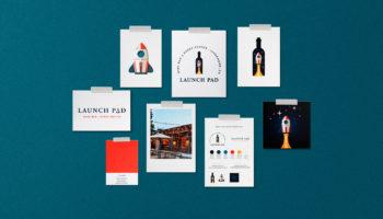 Launch Pad Branding Design